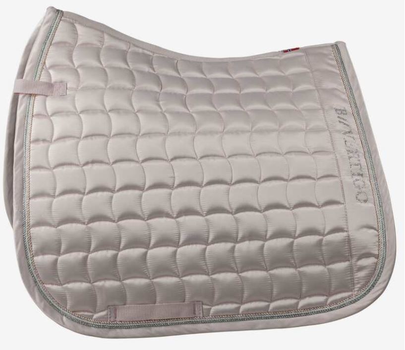 B Vertigo Winston Dressage Saddlepad Pink