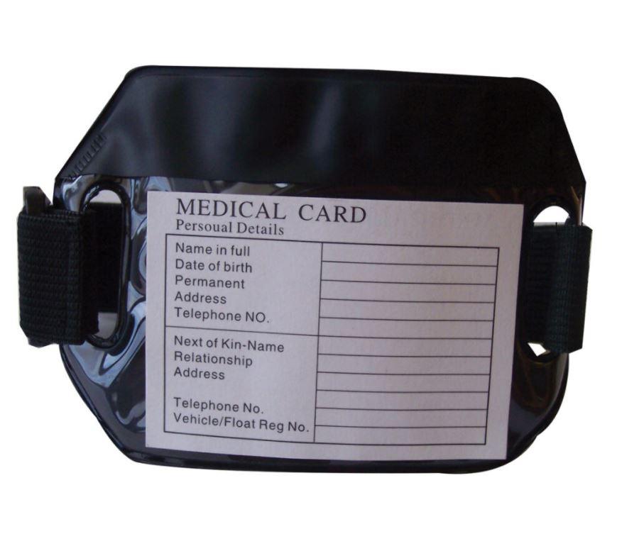 Eureka Medical Armband