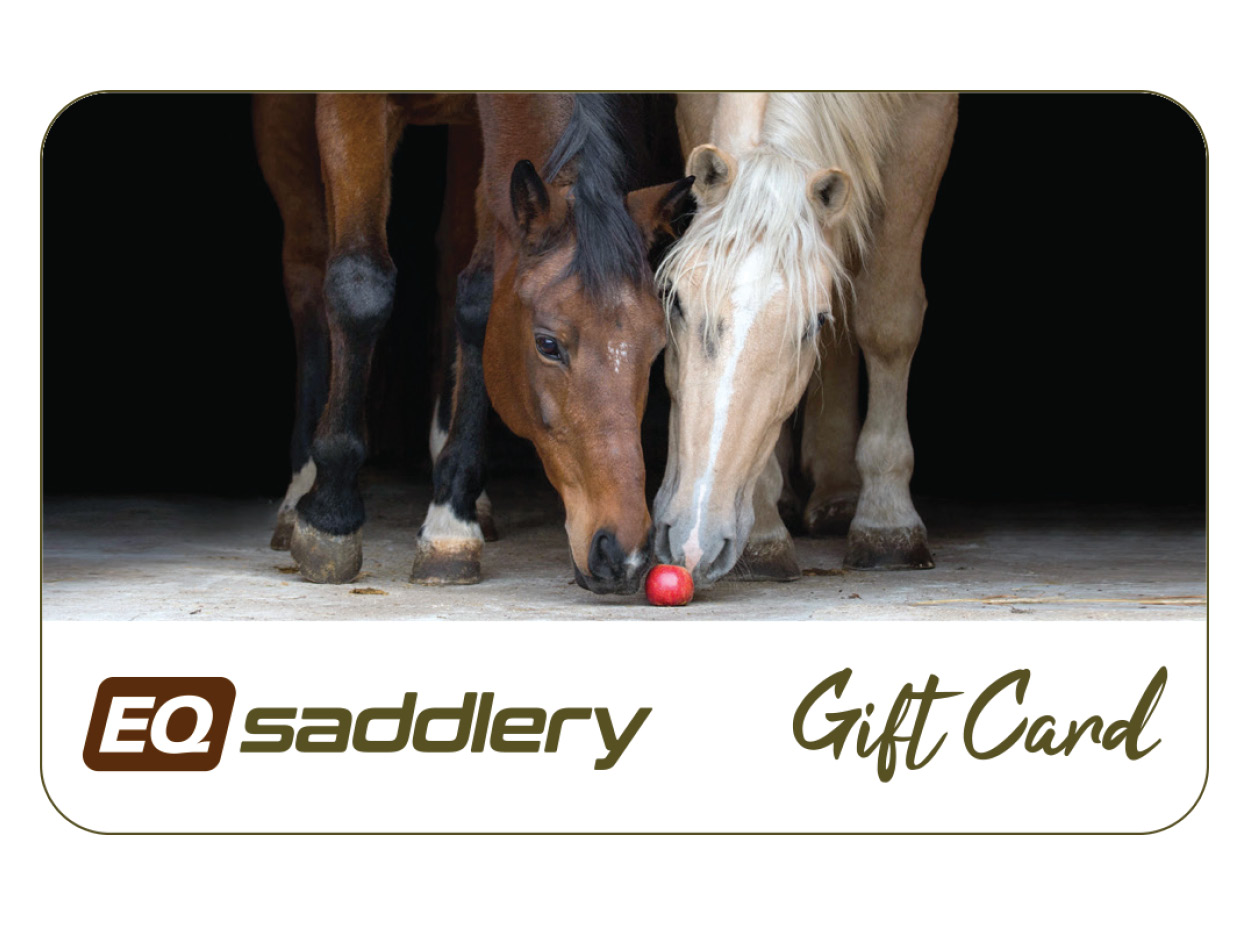 Instore EQ Saddlery Gift Card