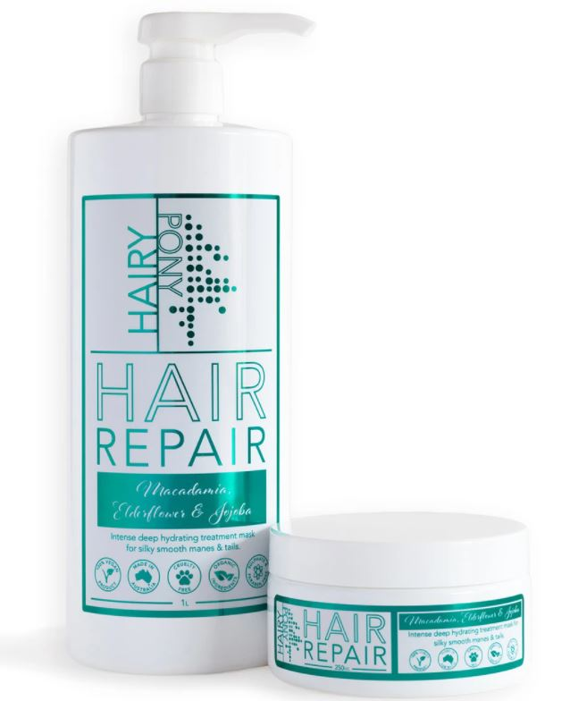 Hairy Pony Hair Repair
