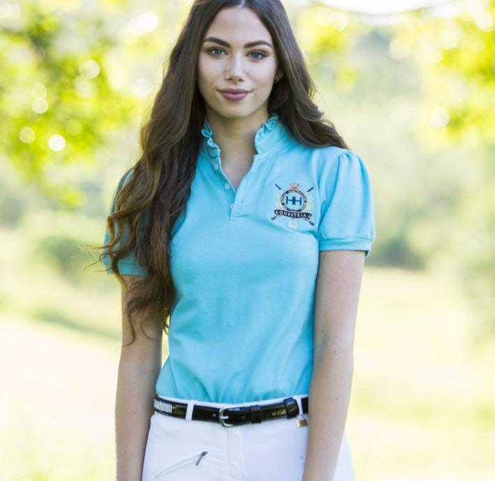 Hampton and Harlow Ladies Polo Shirt