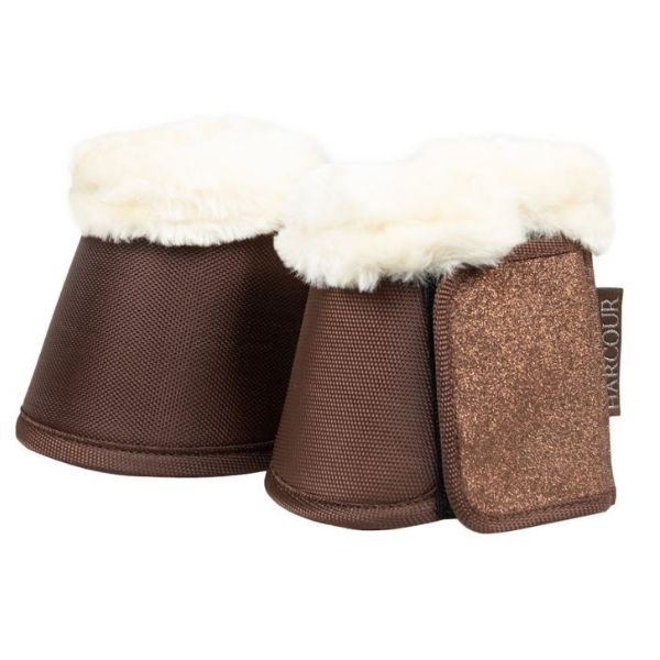 Harcour Belly Bell Boots Brown