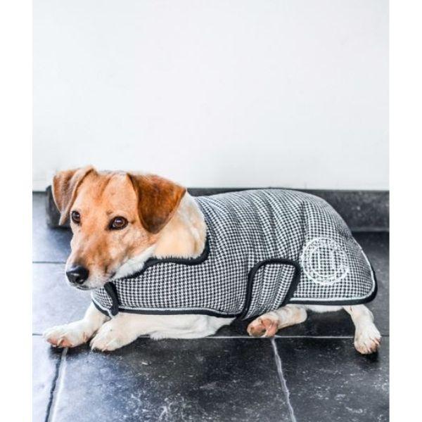 Harcour Code Dog Rug Tweed