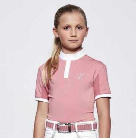 Harcour Kid Monica Short Sleeve