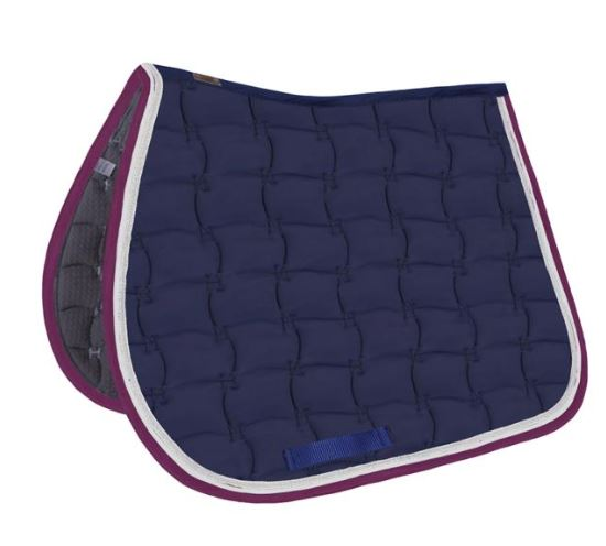 Harcour Selwyn Saddle Pad Navy