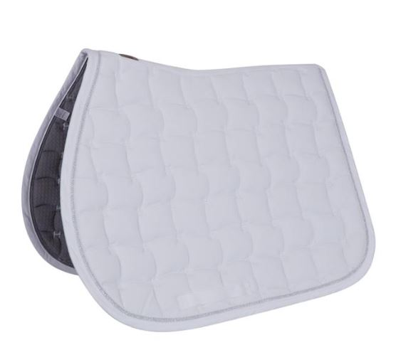 Harcour Selwyn Saddle Pad White