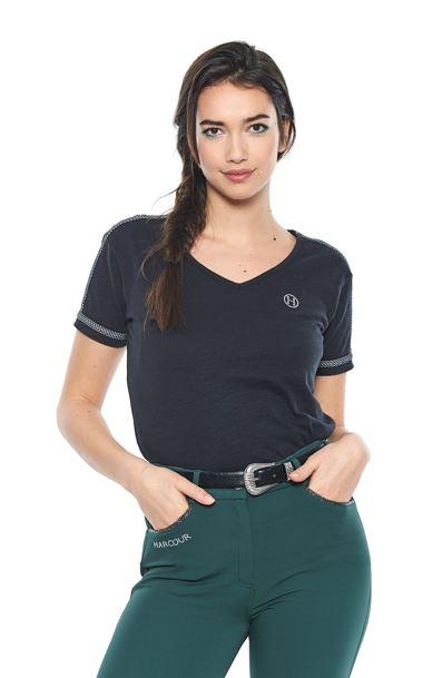 Harcour Cobra T-Shirt Black