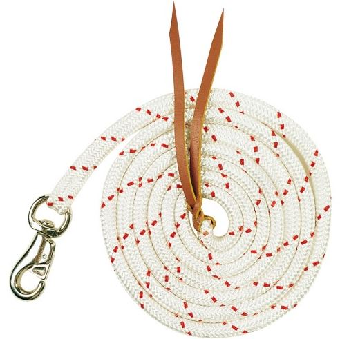 Horsemanship Training Rope with Bull Snap
