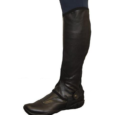 Huntington Leather Gaiters
