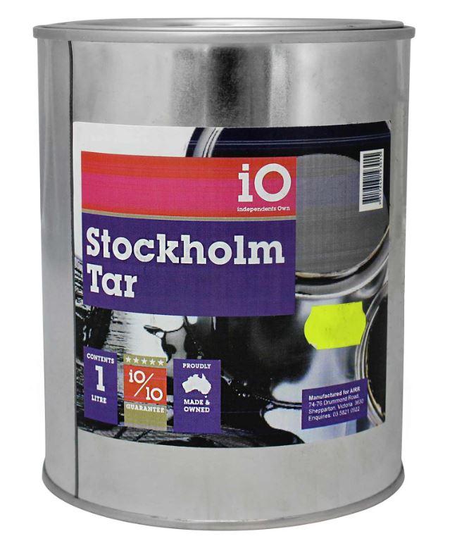 iO Stockholm Tar Compound
