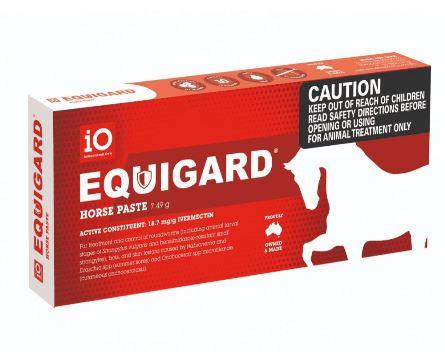 iO Equigard Horse Paste