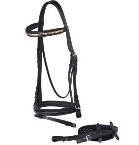 Jeremy & Lord Clinchered Hanoverian Bridle