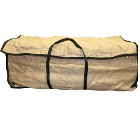 Jute Hay Bale Transport Bag