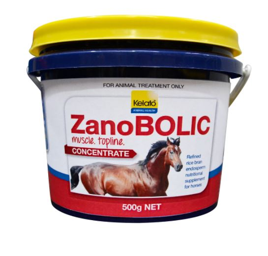 Kelato Zanobolic Concentrate 500g
