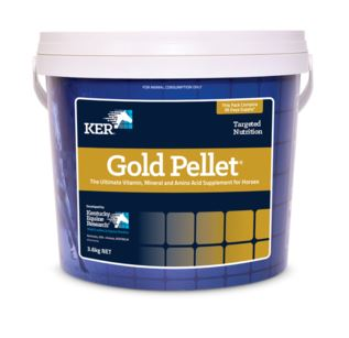 KER Gold Pellet