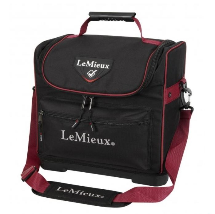 LeMieux Grooming Bag Pro Black