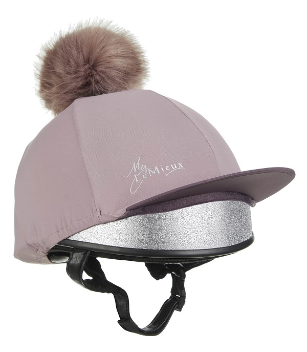 My LeMieux Hat Silk Musk
