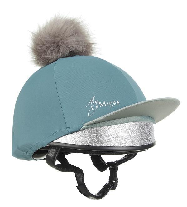 My LeMieux Hat Silk Sage