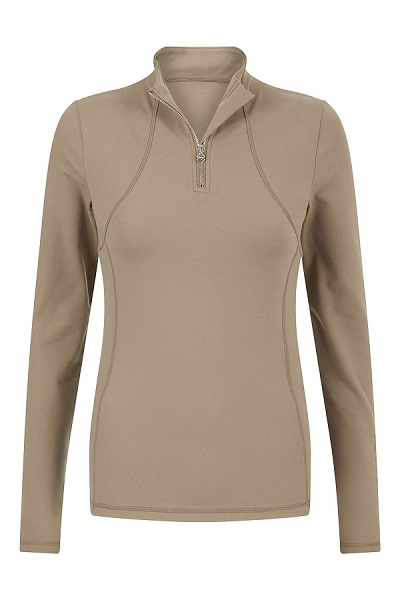 LeMieux Womens Liberte Zipped Base Layer