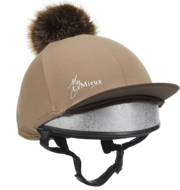 LeMieux Pom Pom Silk Hat