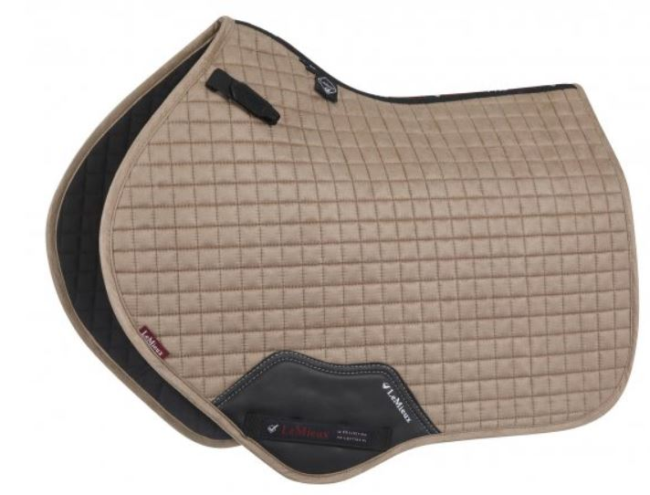 LeMieux Suede Close Contact Saddle Pad