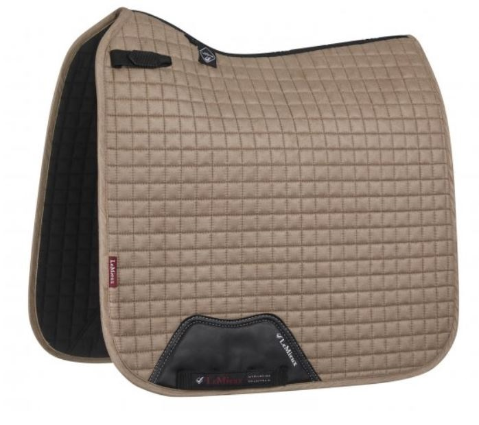 LeMieux Suede Dressage Saddle Pad