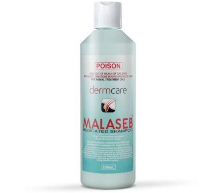 Malaseb Shampoo 500ml