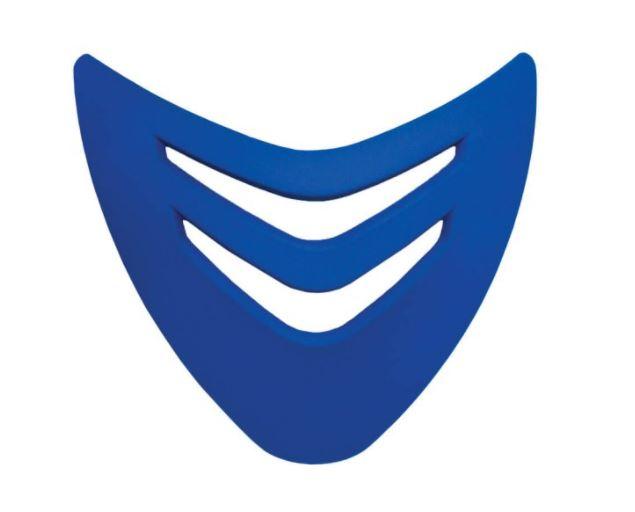 One K CCS Front Shield Matt Royal Blue