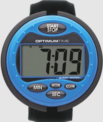 Optimum Time Ultimate Event Watch Blue
