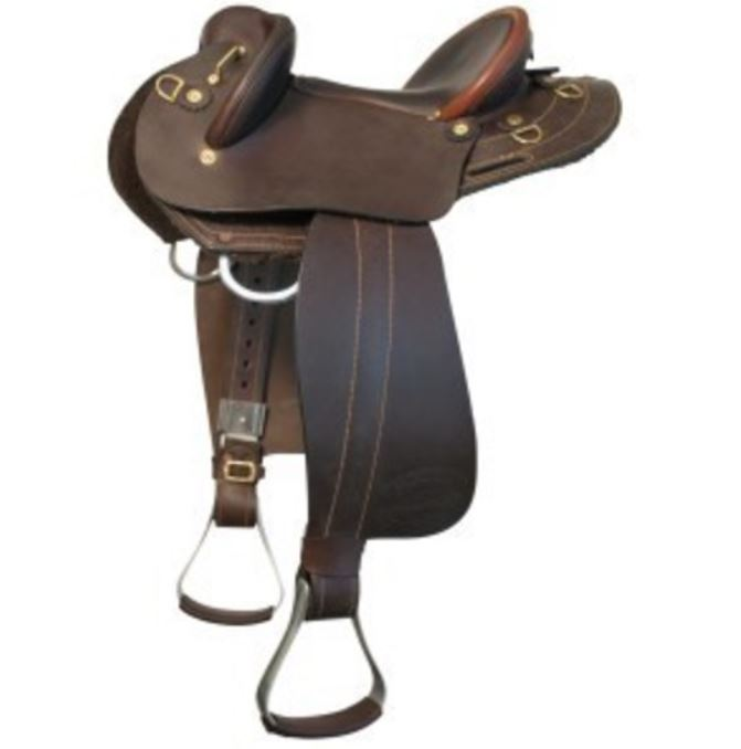 Ord River Youth Half Breed Saddle
