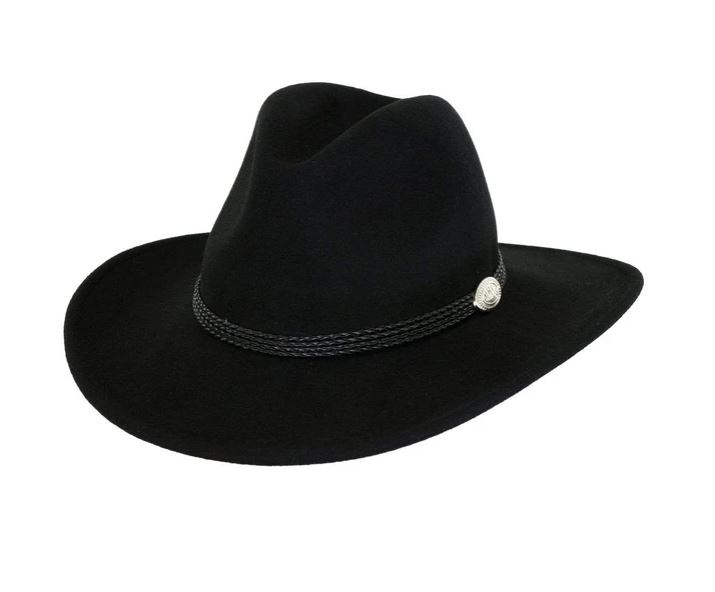 Outback Trading Shy Game Hat Black