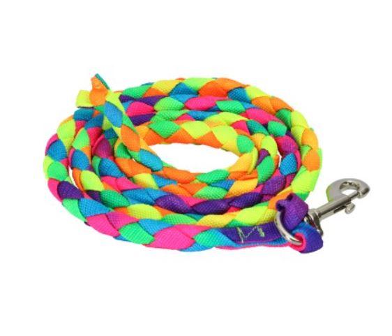 Piccolo Rainbow Lead Rope
