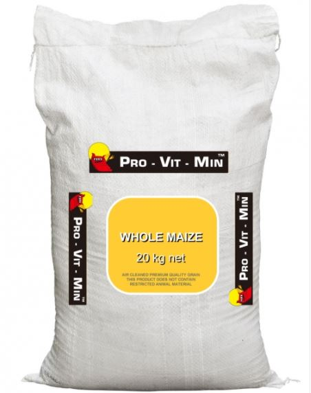 Pro-Vit Cracked Maize