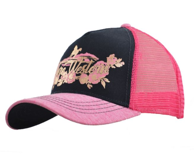 Pure Western Womens Audrey Cap