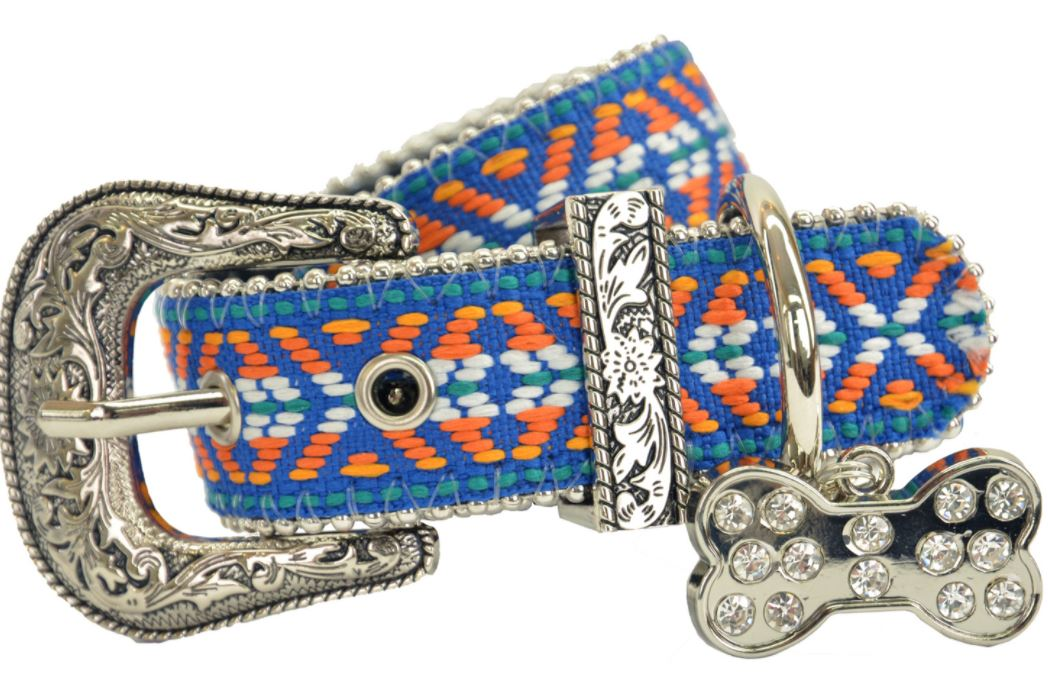 Pure Western Bailey Dog Collar