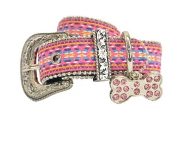 Pure Western Leah Dog Collar