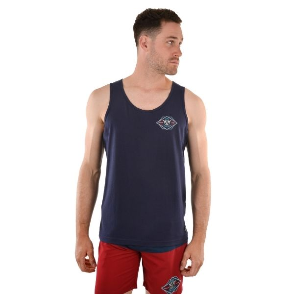 Pure Western Mens Wright Singlet