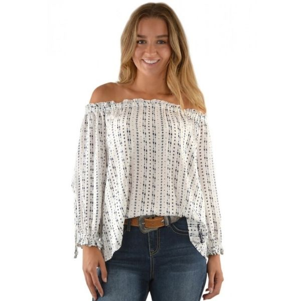 Pure Western Womens Kendall Top