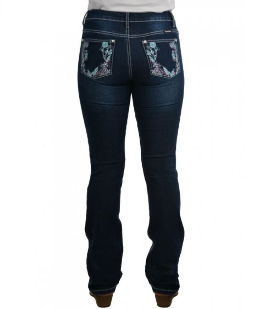 Pure Western Womens Madison Boot Cut Jean