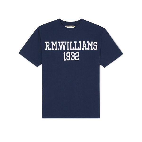 RMW Hallet T-Shirt Navy