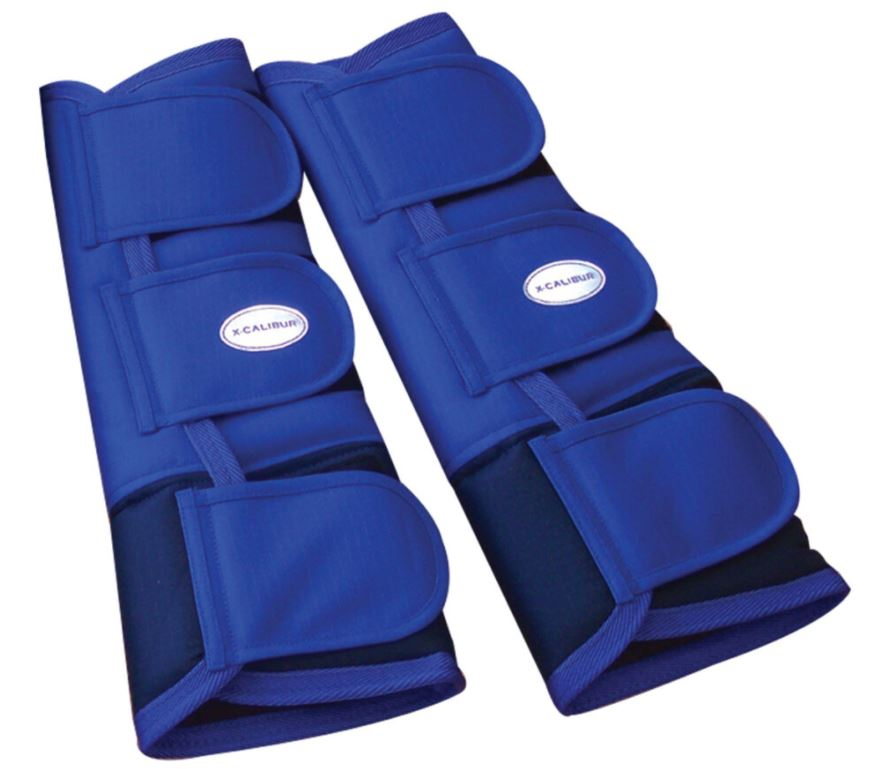 Showcraft Wide Tab Float Boots Set of 4