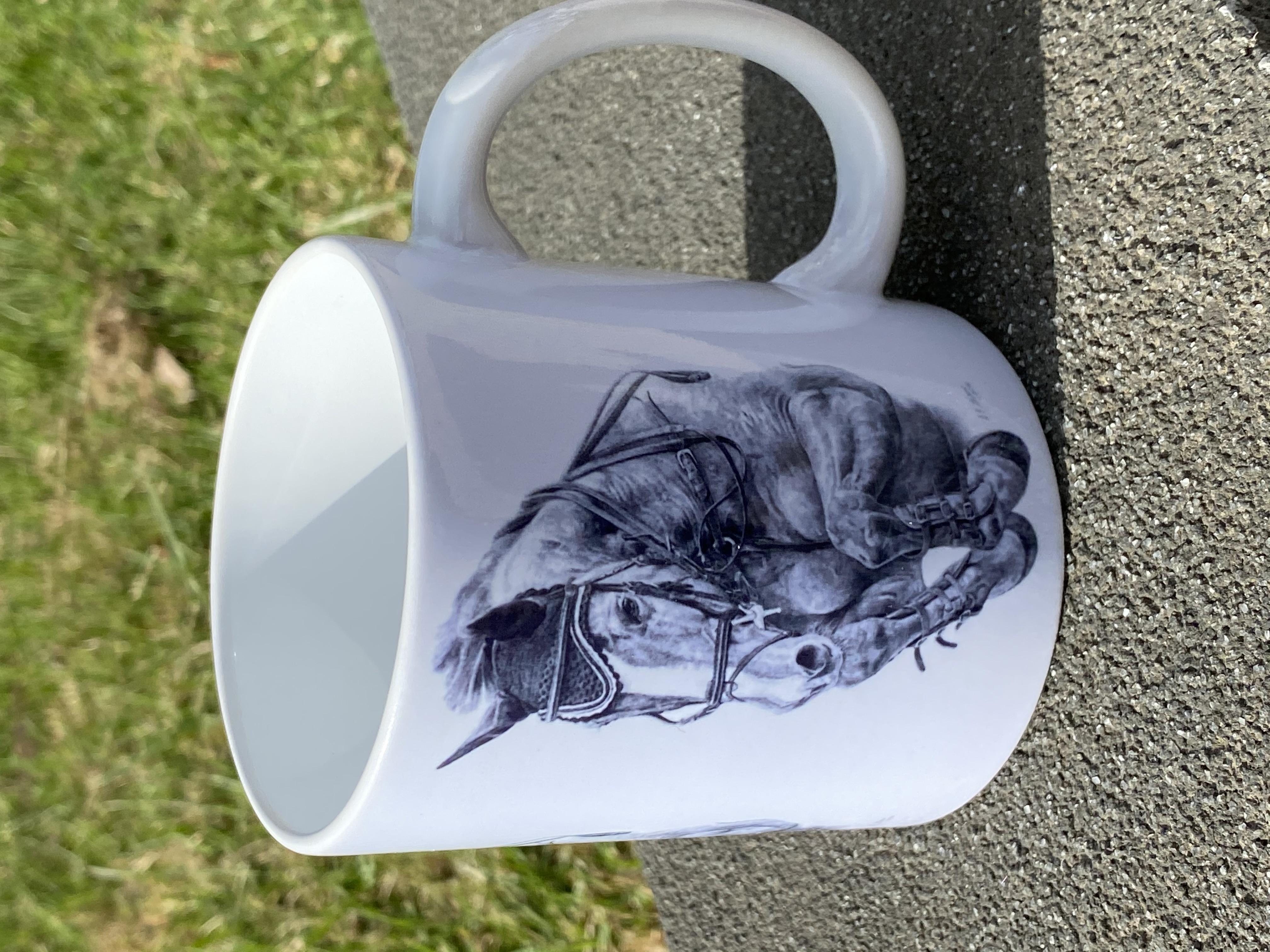 Amanda Lithgow Showjumper Mug