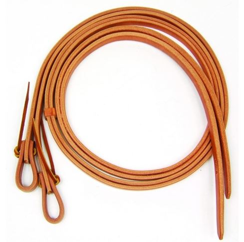 Schutz Wide Harness Leather Split Reins