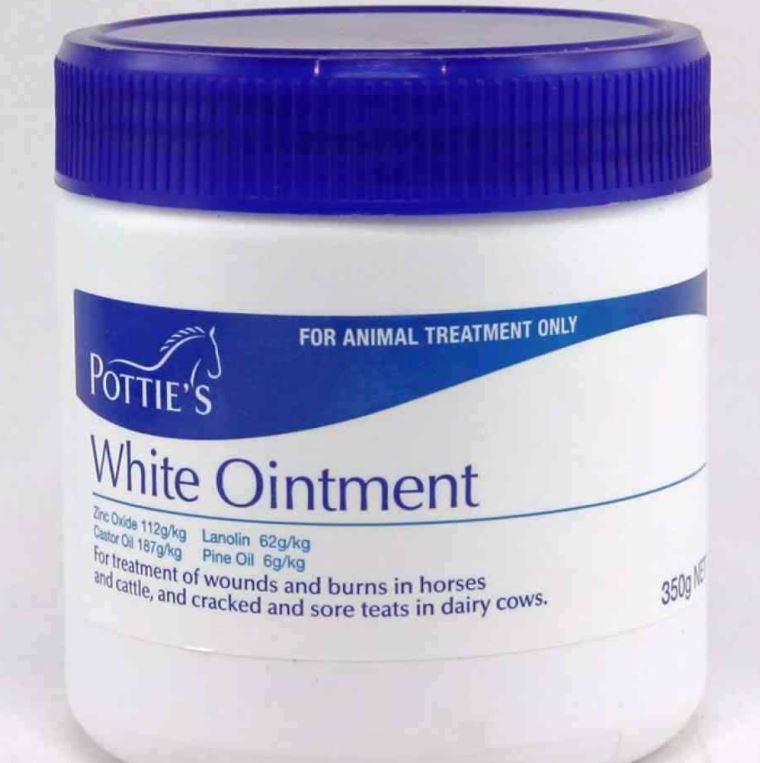 Sykes Potties White Ointment