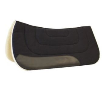 STC Fleece Lined Saddle Pad