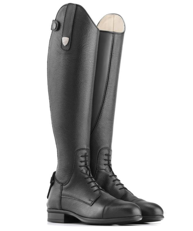 Tattini Breton Close Contact Boot Black