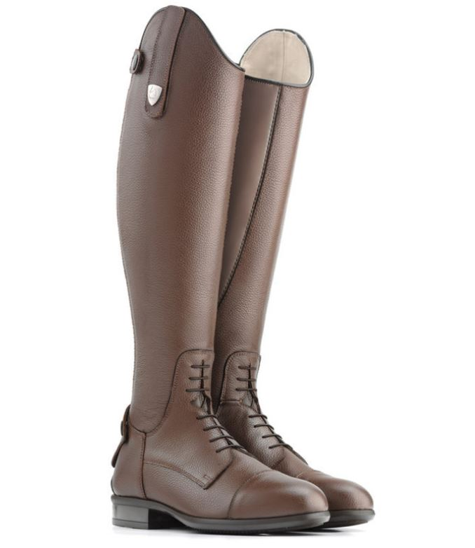 Tattini Breton Close Contact Boot Brown