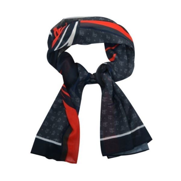 Thomas Cook Womens Every Day Print Scarf Dark Navy/Red