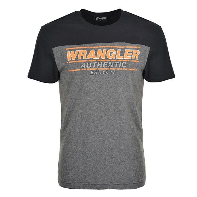 Wrangler Mens Lunar Short Sleeve Top