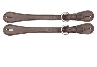 Zilco Aintree Leather Western Spur Straps